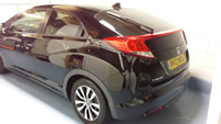 Honda Civic 5 Door 2013