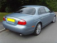 Jaguar S Type Sport